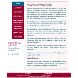 Prestantia Recruitment, New Zealand
