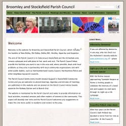Broomley and Stocksfield Parish Council