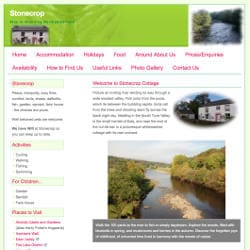 Stonecrop Self-catering accommodation